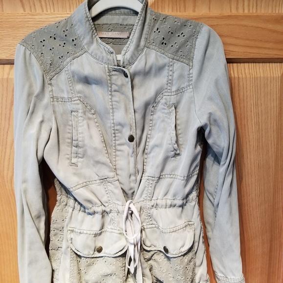 Max Jeans Jackets & Blazers - Olive light jacket size M